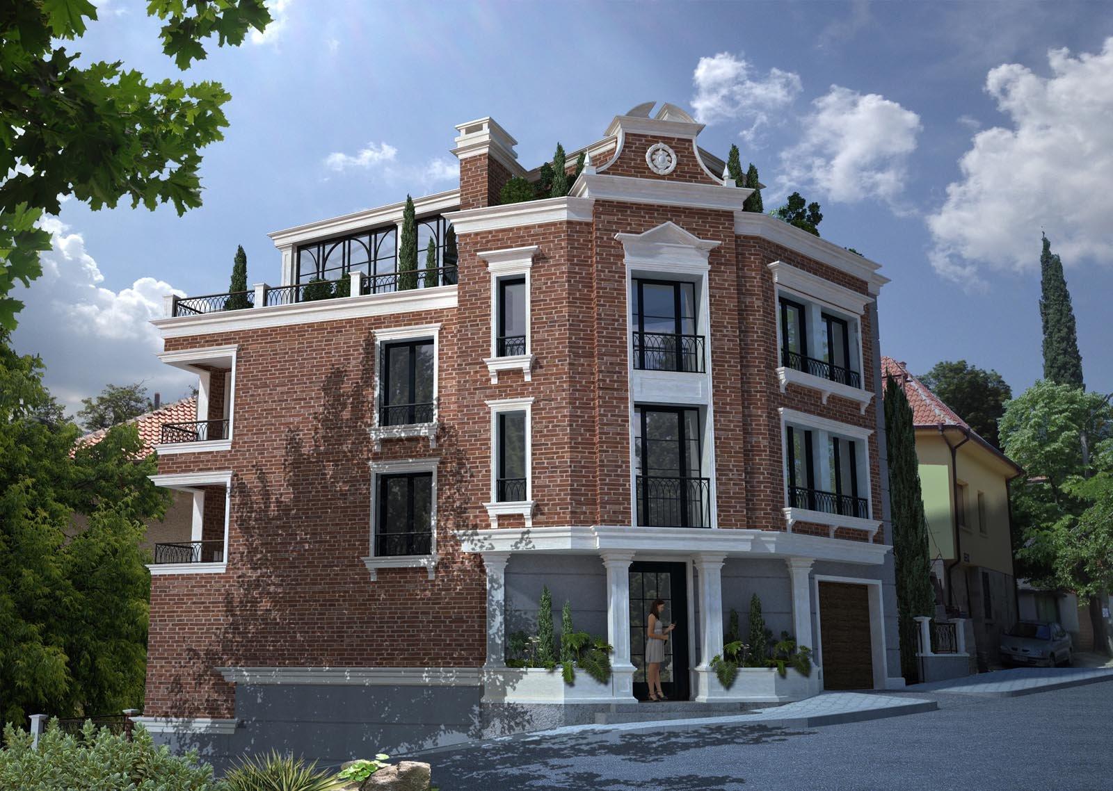 Stile E Prattica SPA Projects Reconstruction House