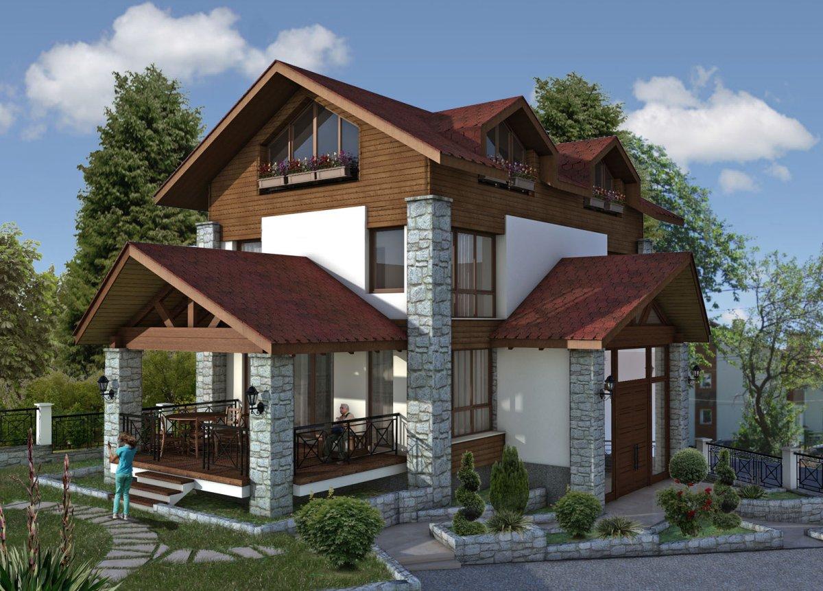 Stile E Prattica SPA Projects HOUSE IN BISTRITSA