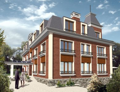 HOTEL CHATEAU – Reconstruction