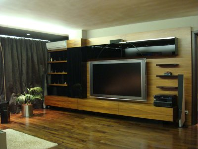 Modern interior, luxury interoir