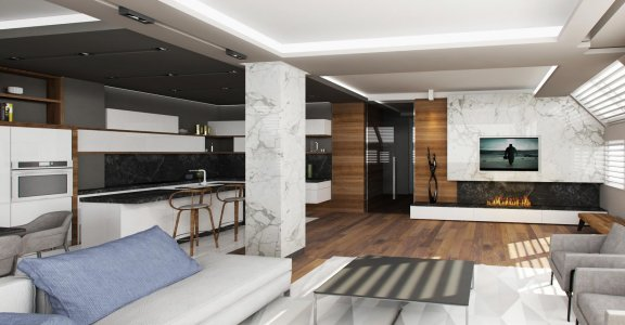 Loft-apartment 22, Sofia, Boyana 2016